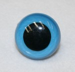 Crystal Eyes - 6mm - 10 piece pack Blue