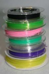 Round Rubber String