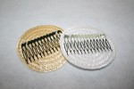 Fascinator Base with metal Comb