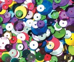 Sequins Assorted Round