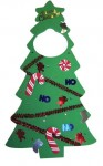 Foam Green Tree Door Hanger