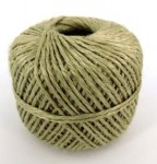 Jute Twine Fine 88TEX (1mm) 570m/roll